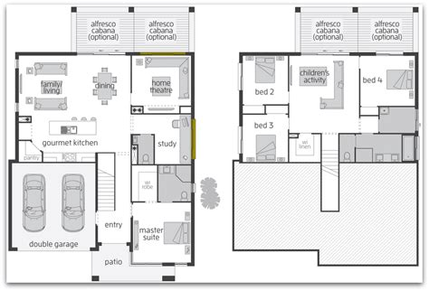 multi level house floor plans floor plan friday split level home