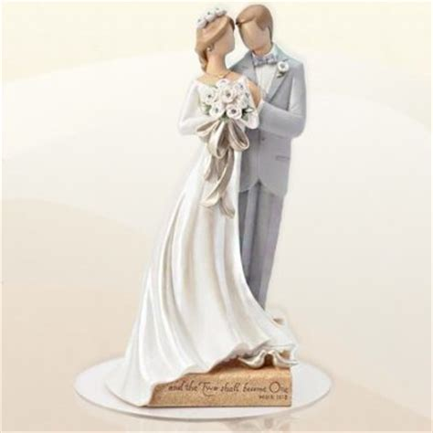 christian wedding cake toppers religious wedding cake toppers