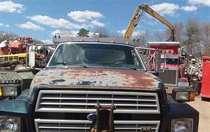 1993 Ford F700  Stock  Salvage