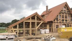 Holzrahmenbau Selber Bauen : fachwerkh user neu gebaut tradition bewahrt fachwerkhaus in hanstedt ~ Whattoseeinmadrid.com Haus und Dekorationen