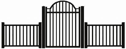 Gates Aluminum Railing Fort Gate Construction Myers