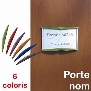 Porte Noms 74 Modles Comparer Sur Helloprofr