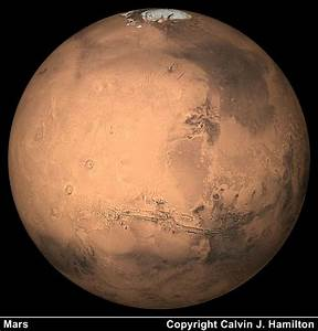 Large Mosaic of Mars