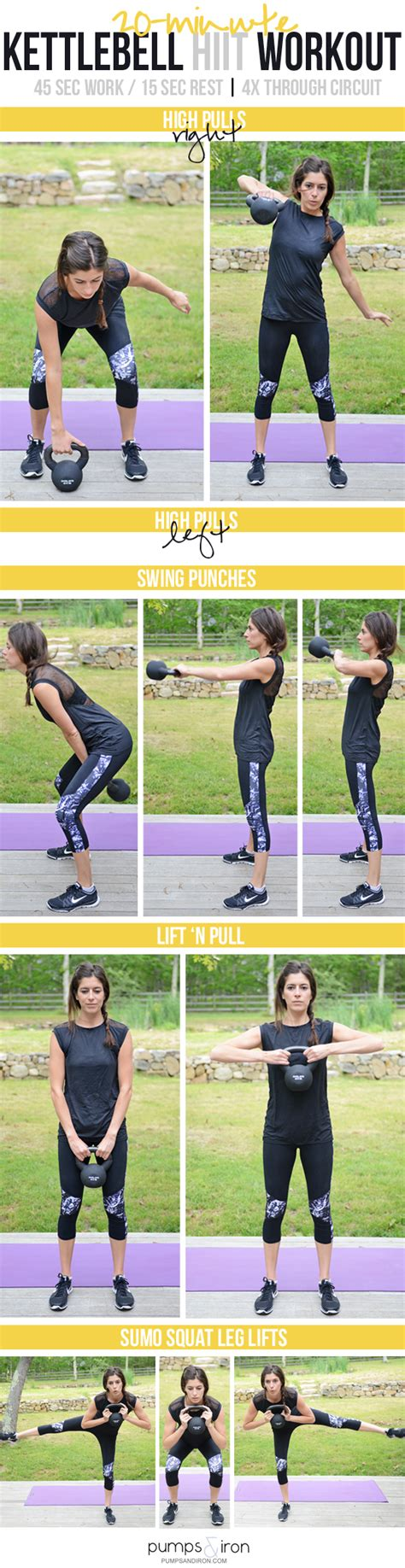 kettlebell workout hiit resistance warm band training bell kettle body minute workouts weight walking fat circuit program upper fitness lats