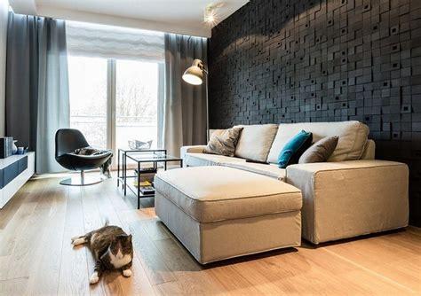 wohnzimmerwaende ideen streichen und modern gestalten