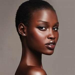 10 Makeup Tips for Dark Skin Tones herinterest