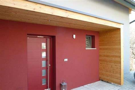 Vordach Eingangsbereich Holz Bvraocom