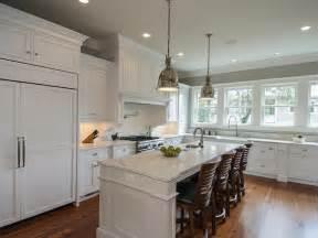 light kitchen island photo page hgtv