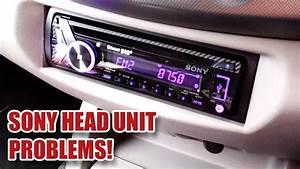 Weird Sony Head Unit Bug  Mex