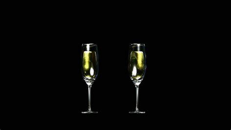 Champagne Bottle Exploding. Hd1080