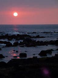 Kona Hawaii Beaches Sunset