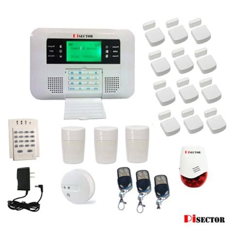 Wireless Home Home Alarm Systems Diy Wireless