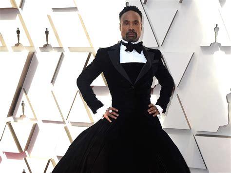 Oscars Billy Porter Pulls Bold Fashion Move