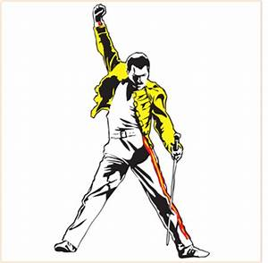 Freddie Mercury pose | Queen | Pinterest | Posts, We and ...