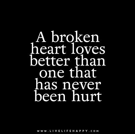 positive quotes  broken heart quotesgram