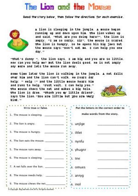 rl  grade english worksheets biglearners