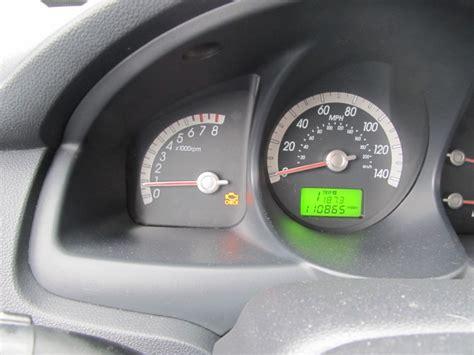 kia sportage esc traction light   complaints