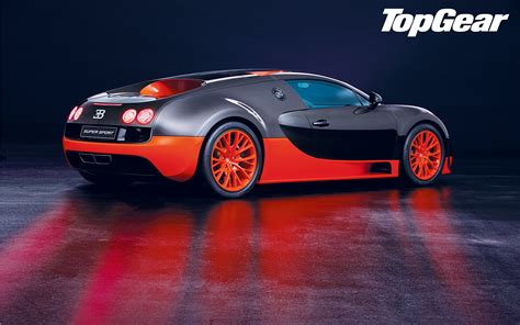 Sport Vs Supersport by Bugatti Veyron Supersport Car News Top Gear