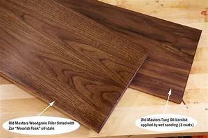 3 Tricks for a Beautiful Walnut Wood Finish – Woodworkers