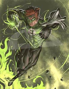 Green Lantern art commission by BrianFajardo on DeviantArt