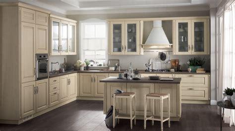 modele de cuisine en u cuisine en bois madeleine scavolini site officiel