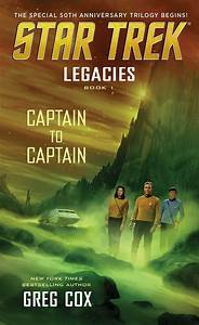 The Trek Collective: Latest Star Trek book covers ...