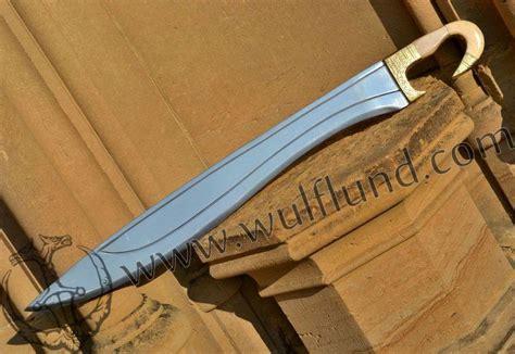 falcata iberian sword wulflundcom