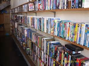 Savers Thrift Store VHS Tapes