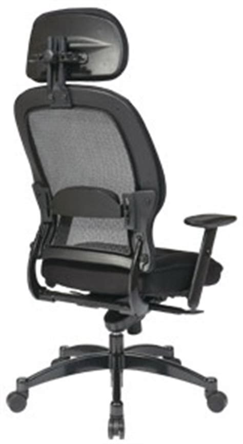 office deluxe matrex mesh back office chair 25004