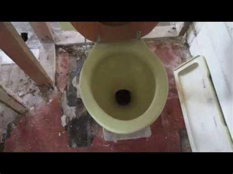 toilet flush not working properly yellow 1953 briggs ambassdor toilet not working