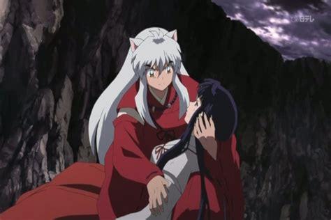 những bộ anime giống inuyasha image kikyo trọng thương tr 234 n tay inuyasha png wikia
