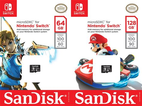 We did not find results for: SanDisk's Nintendo Switch Micro SD Card | MyMemory Blog