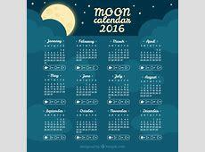 Nachthimmel Mondkalender 2016 Download der kostenlosen