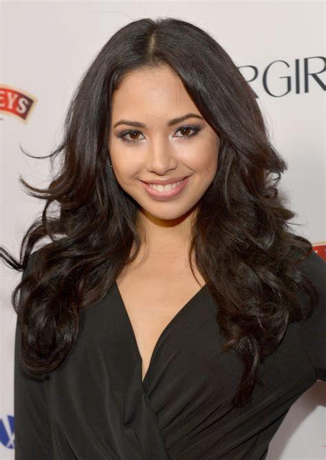 jasmine villegas latina magazines  hollywood hot list