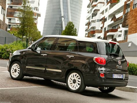 Fiat Wagon by Fiat 500l Wagon 2018 Picture 4 Of 10