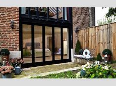 Bi fold Doors Folding door range Anglian Home