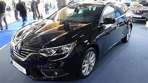 2018 Renault Megane Grandtour Intens Dci 110 - Exterior And Interior