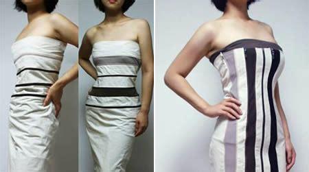 weirdest dresses crazy dresses zipper dress