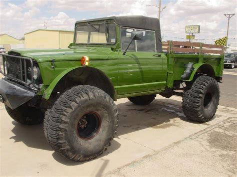 old truck jeep 1967 jeep kaiser m715 military truck 4x4 trucks