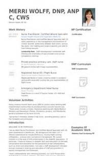 family nurse practitioner resume templates nurse resume sles visualcv resume sles database