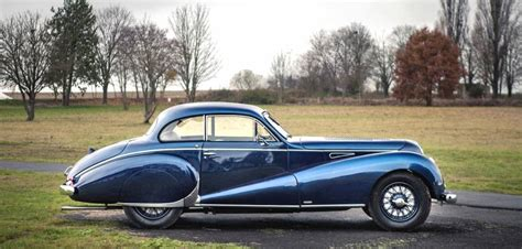 Delahaye 135 For Sale by For Sale 1948 Delahaye 135 M Coupe Coach Antem