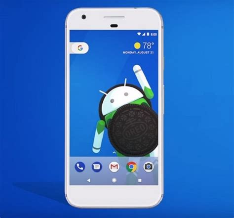 new android update list of phones getting the android oreo update expected
