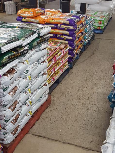 bagged garden supplies ross evans garden centre