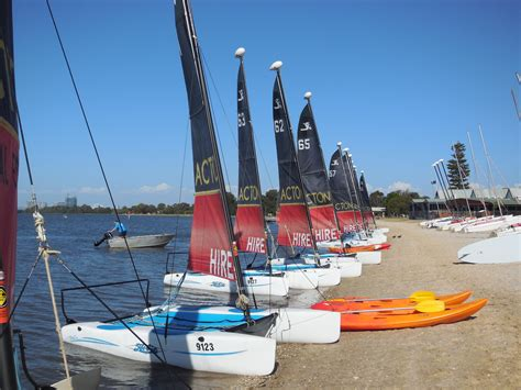 Row Boat Hire Perth by Funcats Sail Boat Kayak Hire On The Swan River Perth