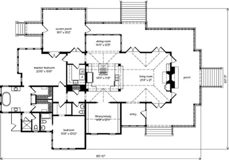 floor plans southern living southern living plan 1375 tidal haven house pinterest