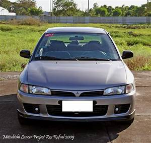 Jdm Goodness 1997 Mitsubishi Lancer Specs  Photos  Modification Info At Cardomain