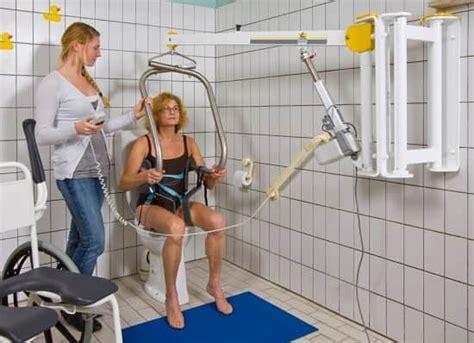 handi move bathing hoist dolphin mobility ltd