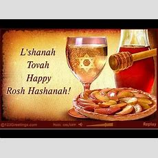 What Is Rosh Hashanah Or Jewish New Year? Youtube