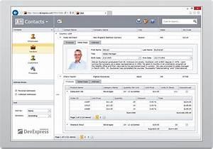 DevExpress Data Visualization Showcase