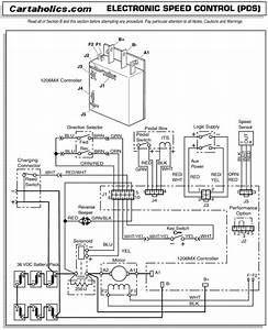 E Z Go Golf Cart Wiring Diagram